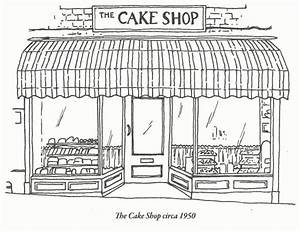 The Cake Shop Bakery Shop Front Kind Of What I U0026 39 M Going For