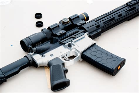 I Made An Untraceable Ar15 'ghost Gun' In My Office—and