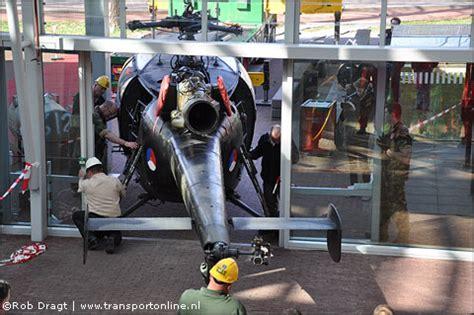 transport  koninklijke saan hijst helikopter deltion college binnen fotos