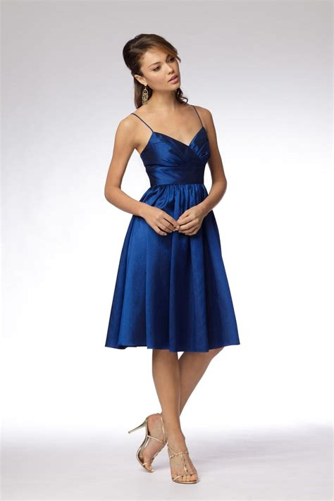 new trend of blue bridesmaid dresses