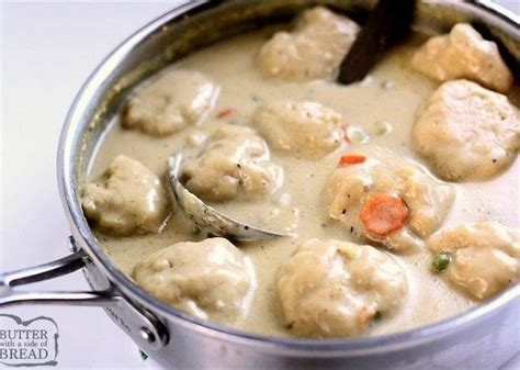 Best Ever Chicken And Dumplings