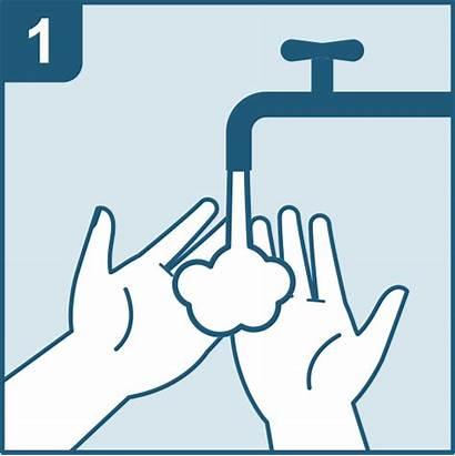 Hygiene Covid Hkpr Step Unit Health Handwash