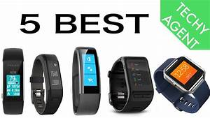 5 BEST Fitness Trackers As Of November 2016 YouTube