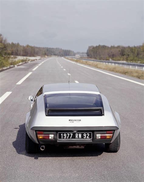 renault alpine a310 renault alpine a310 specs photos 1977 1978 1979