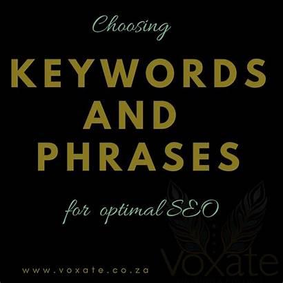 Phrases Keywords Key Seo Writing