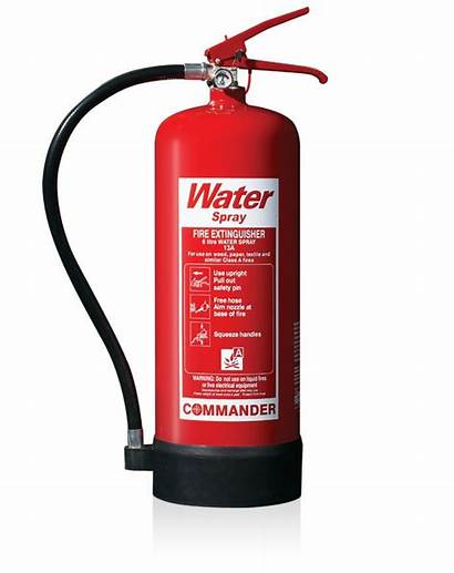 Water Fire Extinguisher Litre