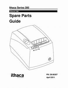 Download Free Pdf For Transact Ithaca 152 Printer Manual