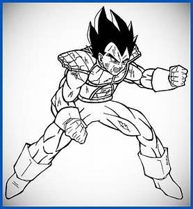 dibujos para pintar y colorear de dragon ball Archivos Dibujos de Dragon Ball Z