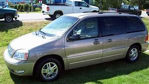 2005 Ford Freestar Limited Van
