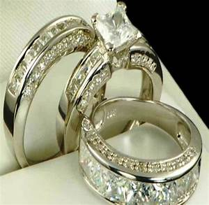 Wedding ring jewellery diamonds engagement rings for Wedding ring sets for her
