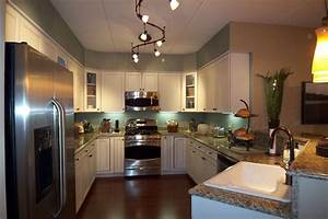 Wonderful kitchen track lighting ideas midcityeast for Wonderful kitchen track lighting ideas