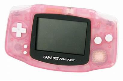 Gameboy Transparent Advance Boy 90s Aesthetic Games