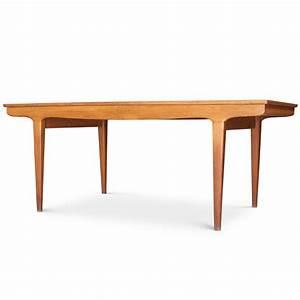 Table Salon Scandinave : table de salon scandinave vintage en ch ne marchands de france ~ Teatrodelosmanantiales.com Idées de Décoration