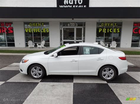 2013 bellanova white pearl acura ilx 2 0l 108572813 photo