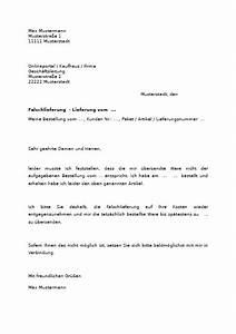 Rechnung Sofort Fällig Formulierung : muster reklamation wegen falschlieferung hier downloaden ~ Themetempest.com Abrechnung