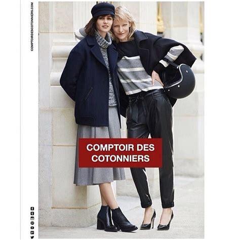Cotonniers Des Comptoirs by Comptoirdescotonniers