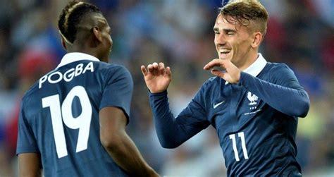 Pogba and griezmann training skillsmedia (streamable.com). Chelsea tenton goditjen e dyfishtë Griezmann - Pogba ...