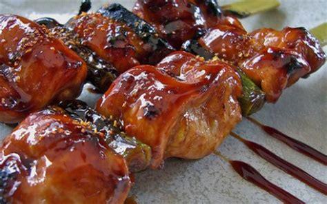 750g com recette cuisine recette brochettes de poulet yakitori 750g