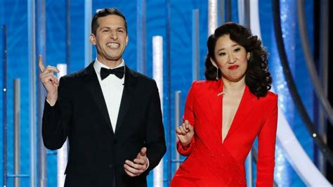 sandra oh lady gaga speech important lady gaga matched her hair to her dress at the