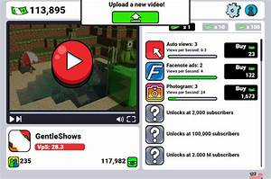 Play Tube Clicker Game Online 123 Free Clicker Games