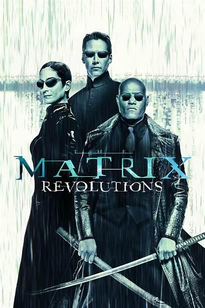 Matrix Revolutions Film 2003 Dernieres