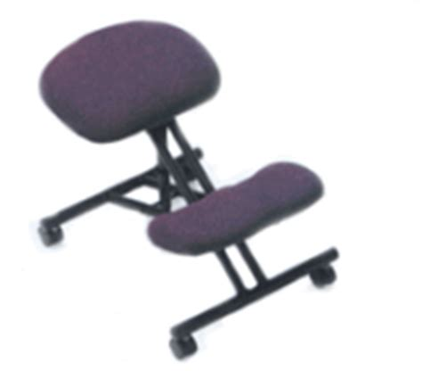 ergonomic kneeling posture computer office tech task chair