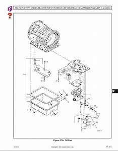 Allison Transmission Clt755 Series Parts Catalog