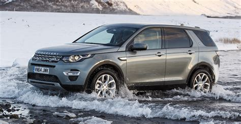 Land Rover Discovery Sport Review Specification Price