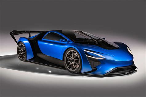 New Supercar by Techrules Tries To Rewrite The New Trev Supercar