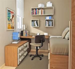 Rangement Chambre Ado : petite chambre ado en 30 id es fascinantes pour votre enfant ~ Voncanada.com Idées de Décoration