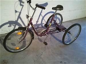 Senioren Dreirad Gebraucht : senioren therapierad behinderten dreirad 24 zoll der marke ~ Kayakingforconservation.com Haus und Dekorationen