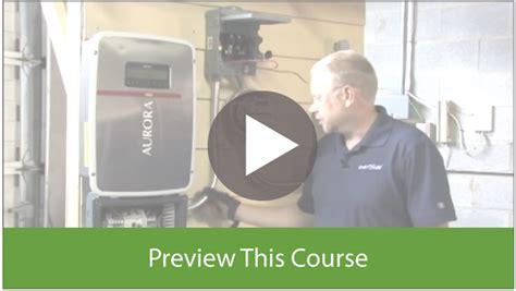 solar installation training  everblue training