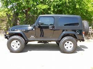 Car Brand Auctioned Jeep Wrangler Lj Unlimited 06 Tj Black
