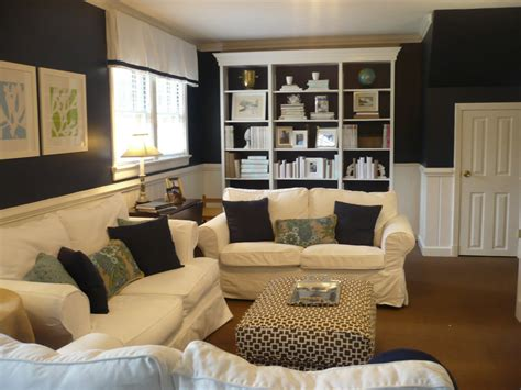 westhampton diy family room makeover part  accesories