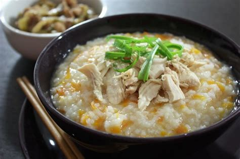 chicken carrot porridge recipe spring tomorrow