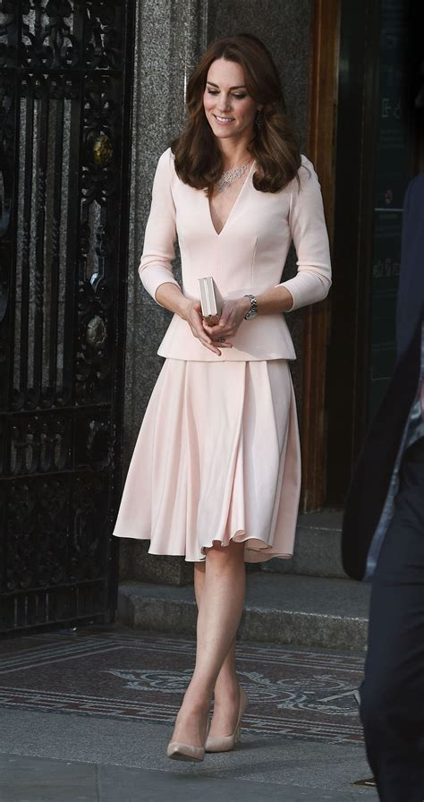 The couple have three children: KATE MIDDLETON at National Portrait Gallery in London 05/04/2016 - HawtCelebs