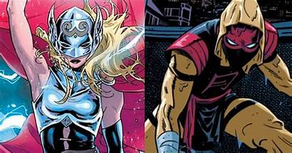 Marvel Characters Stick Forgotten