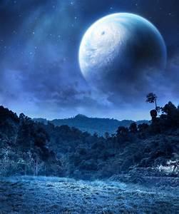 tropical night planet stock by venomxbaby on DeviantArt