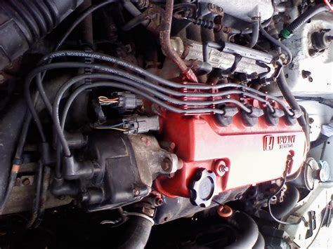 install distributor honda tech