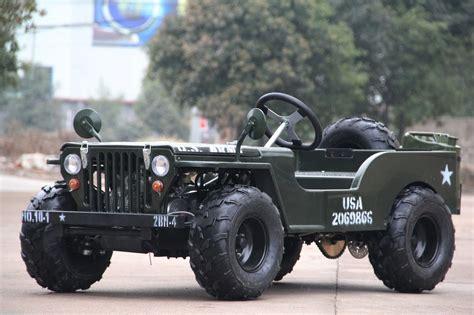 willys quad 150cc foxico mini willys jeep buggy 4 wheeler quad atv