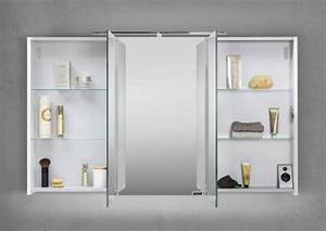 Spiegelschrank Bad 160 Cm Breit : spiegelschrank bad 120 cm led beleuchtung doppelseitig verspiegelt kaufen bei intar m bel gbr ~ Markanthonyermac.com Haus und Dekorationen