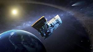 NEOWISE detects two small objects approaching Earth's ...
