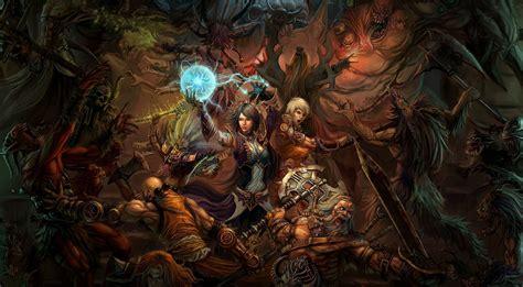 artwork, Digital Art, Fantasy Art, Diablo III, Diablo ...