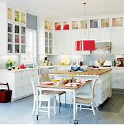 Home Decor Colorful Kitchen 14 Key Decorating Tips Sunset Previous Previous Next Next Photo 5 Of 6 Color Closed Simple Backsplash Design And Wooden Refinish Oak Kitchen Simple Color Schemes Kitchen Furniture Design Newhouseofart Com