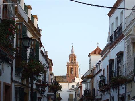 foto de los palacios  villafranca sevilla espana