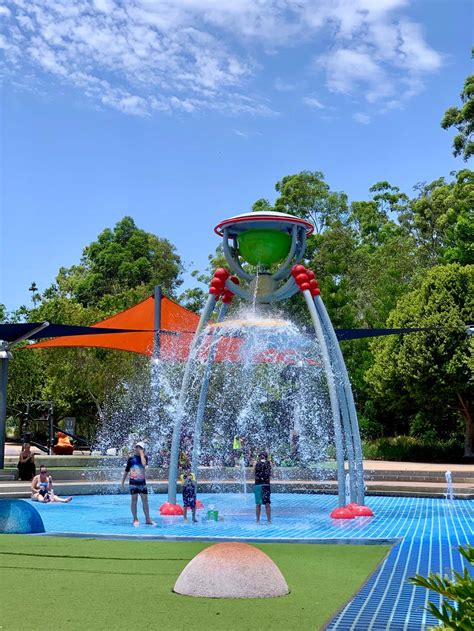 Fun and free water parks - Discover Ipswich