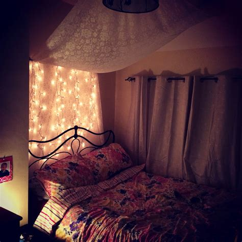 young woman bedroom and string lights very small teenage attic bedroom design with hanging