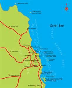 Port Douglas Australia Map