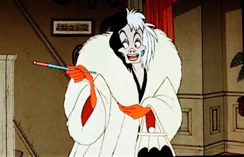 Animation Collection Cruella De Vil Drawing From 101