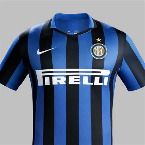 Nike Creates Classic Inter Milan Home Kit for 2015-16 ...